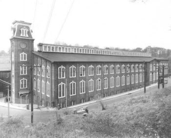 Two of the oldest Mount Vernon Mill buildings were built in 1873.