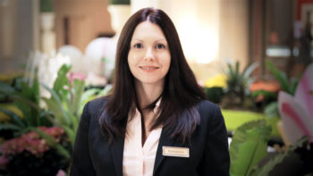 """Because of the size and complexity of integrated resorts, the benefits of sustainability initiatives are really significant,"" according to Katarina Tesarova."
