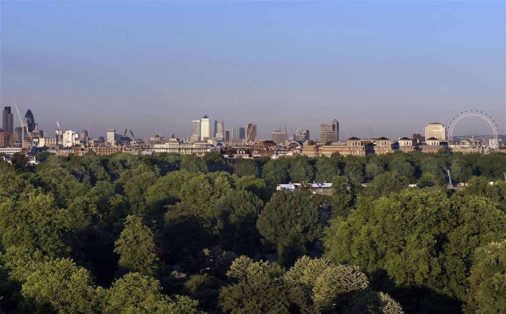 Lancaster London - City View
