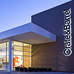Crate and Barrel Design a Cooler Store