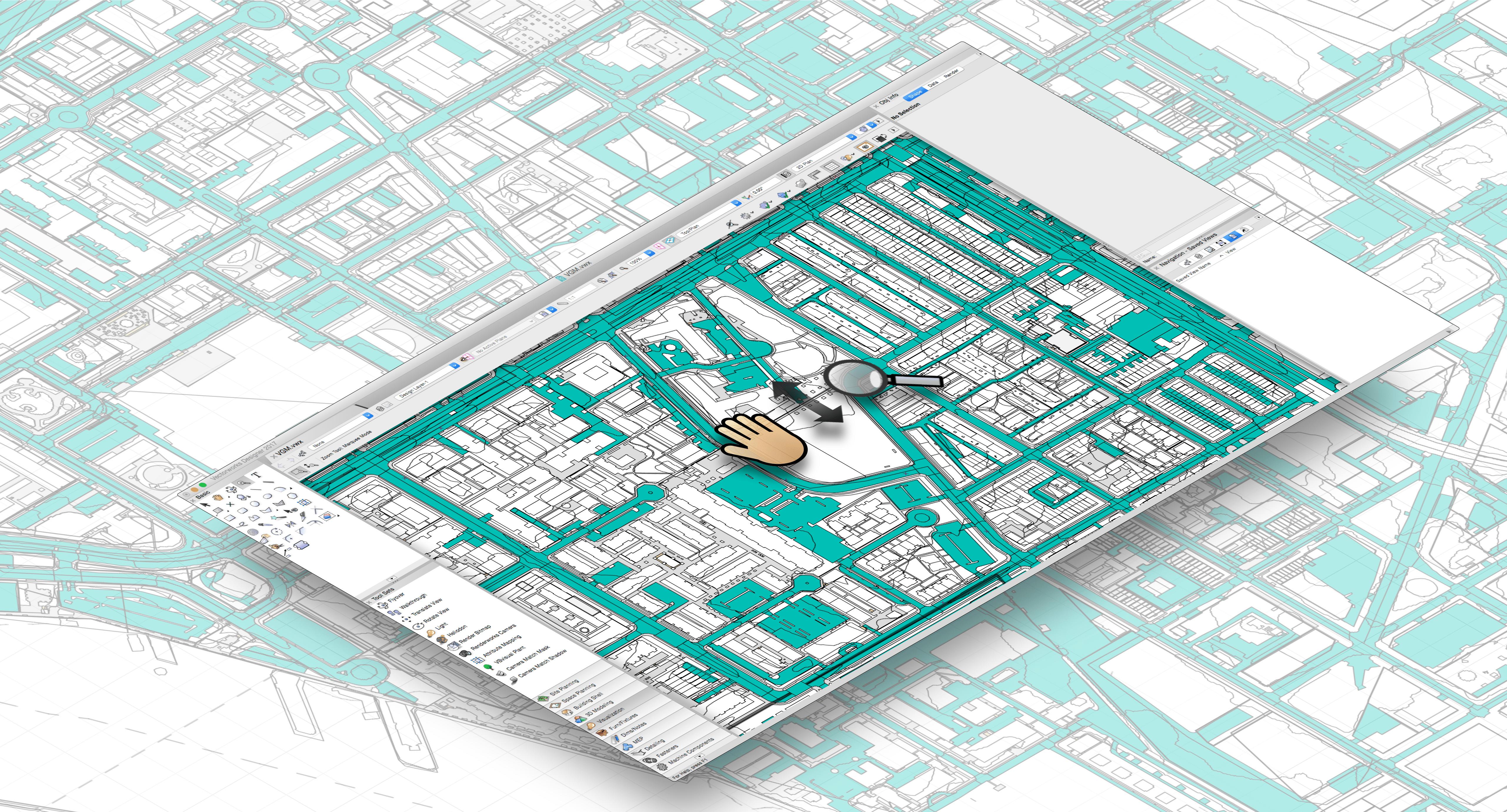 VectorWorks Graphics Module