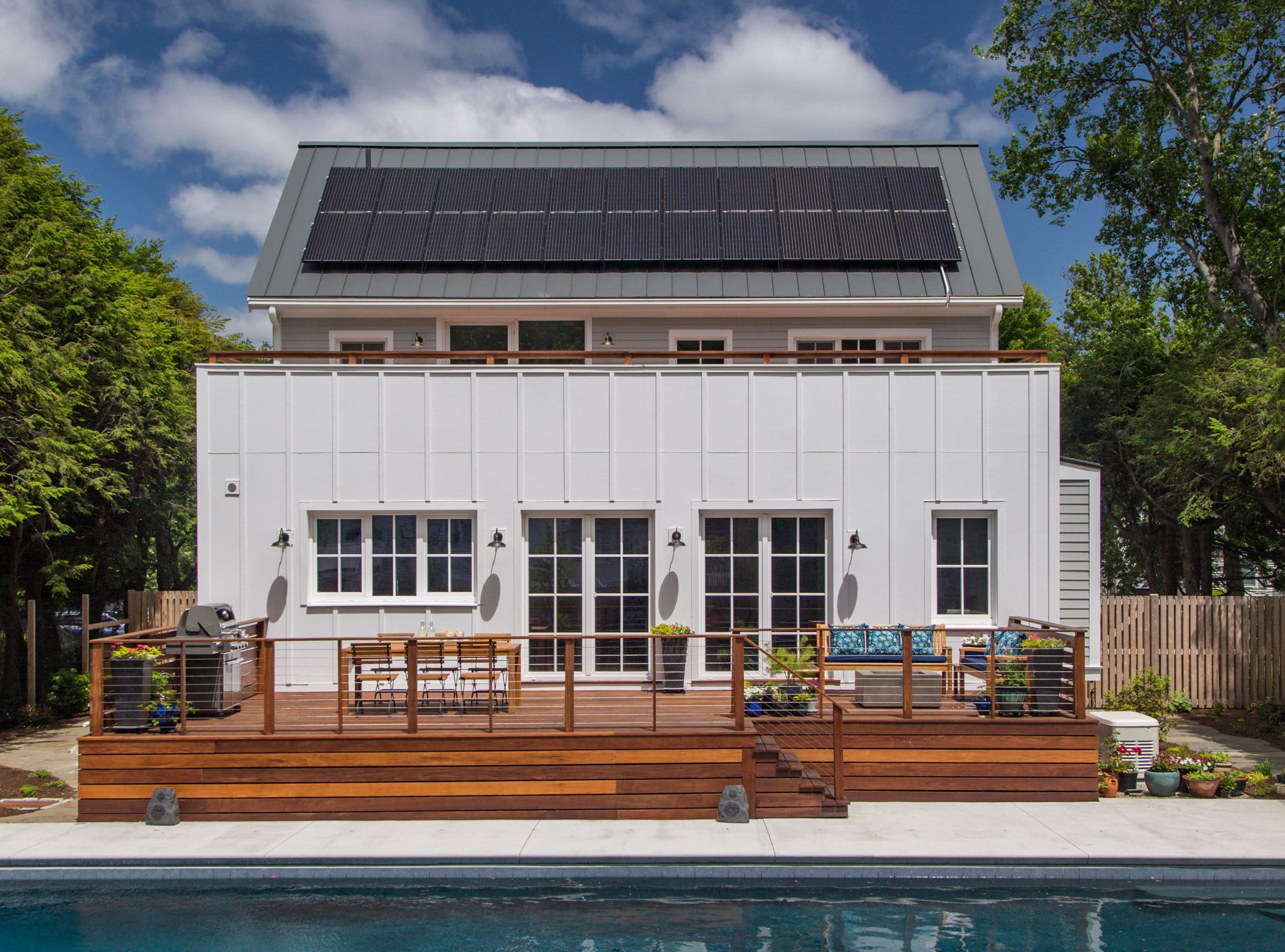 An Eco-friendly Home in Wellesley Earns LEED Platinum