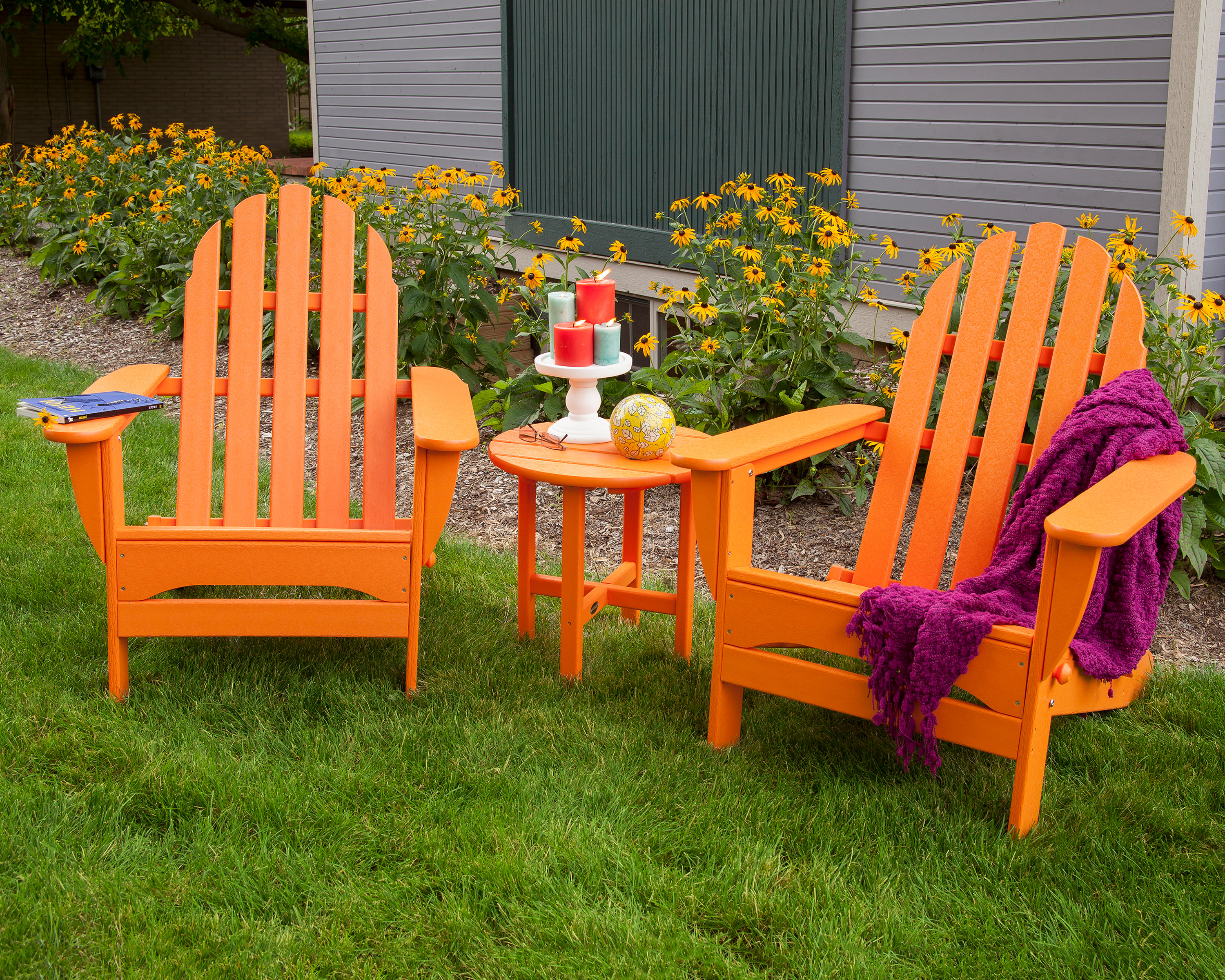 Bright Idea Shops Chairs plastic lumber products