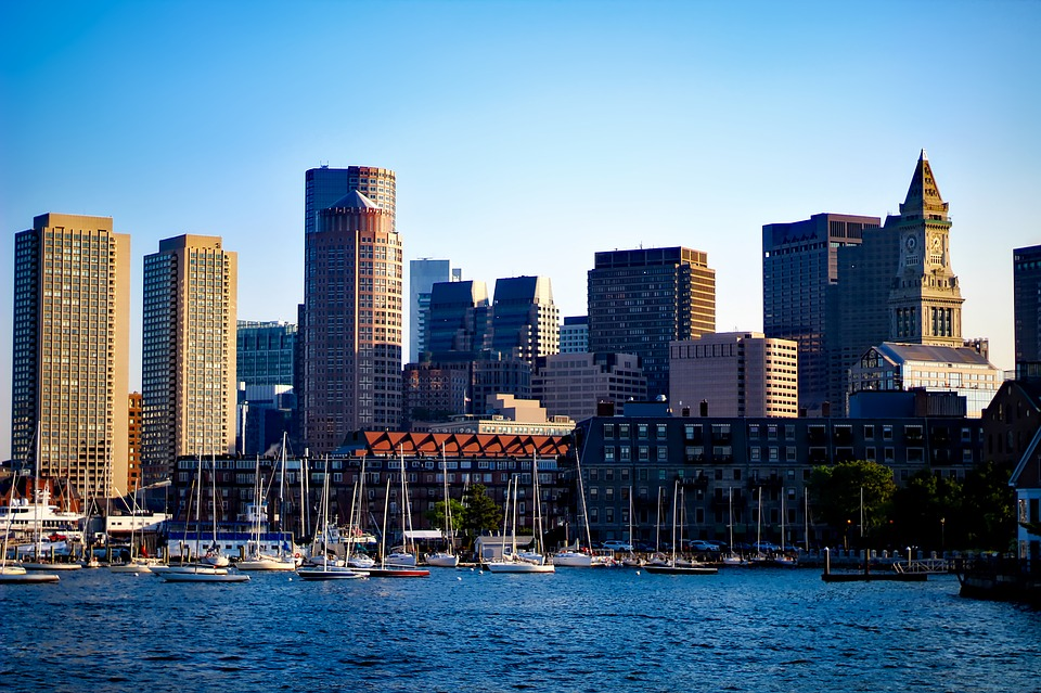 Boston sustainable cities