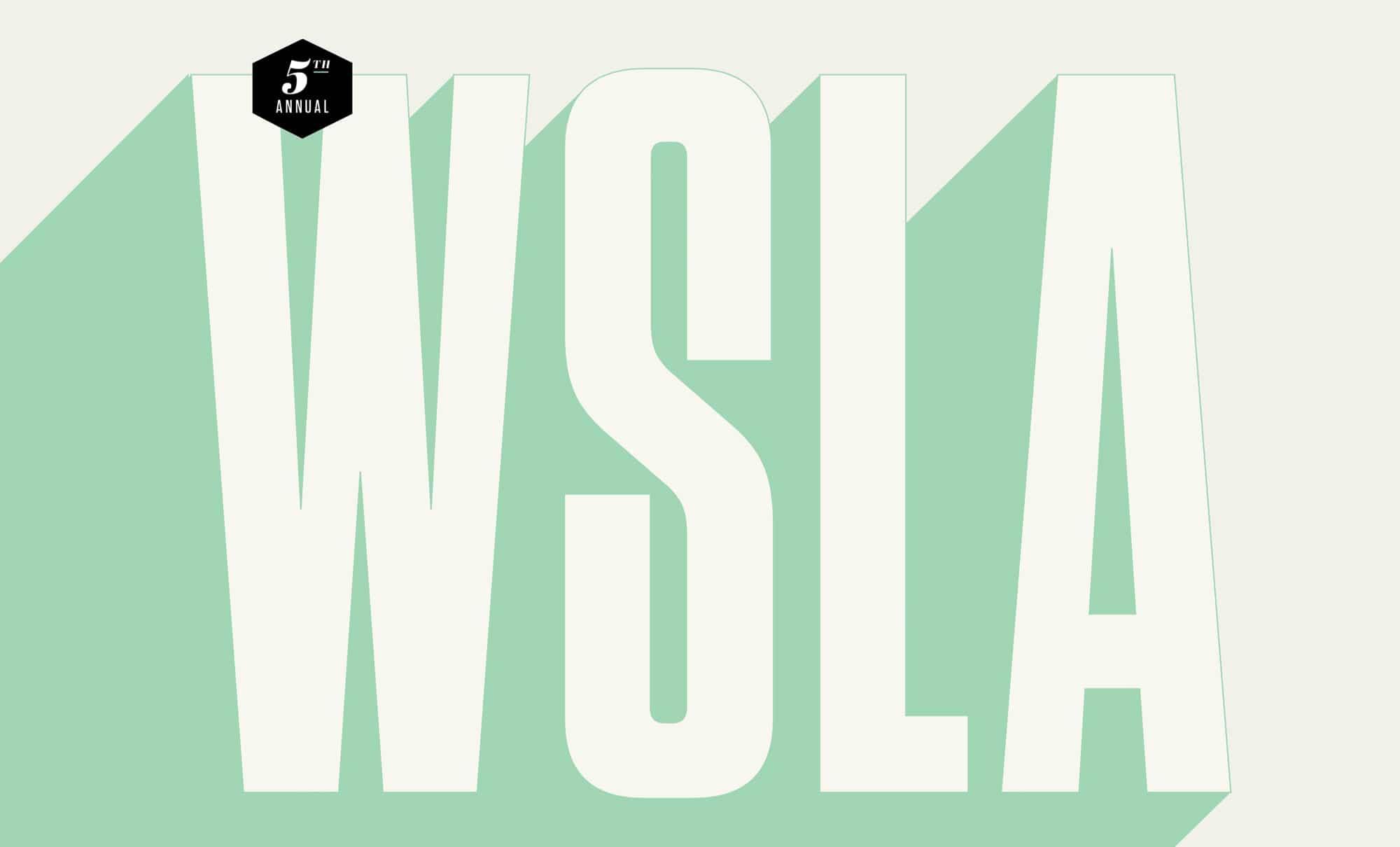 The 2018 Women in Sustainability Leadership Awards (WSLA)