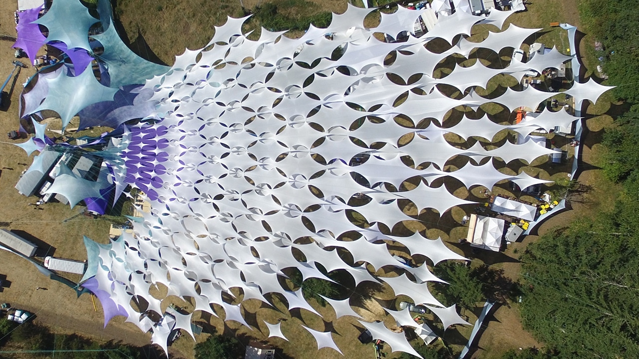 7 Ways Innovative Fabric Architecture Can Transform Your Space
