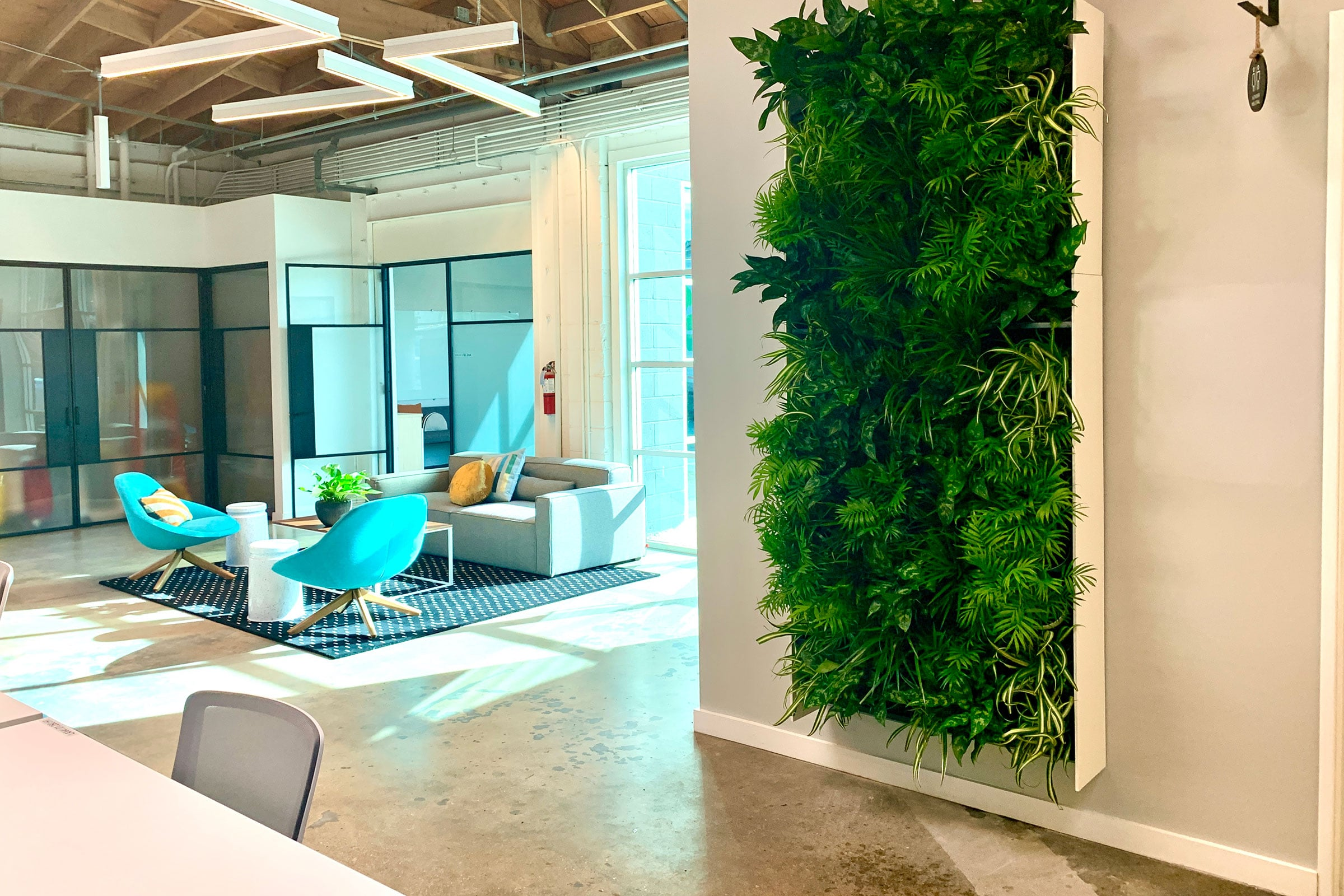 How Biophilic Design Makes for Better, Healthier Commercial Spaces