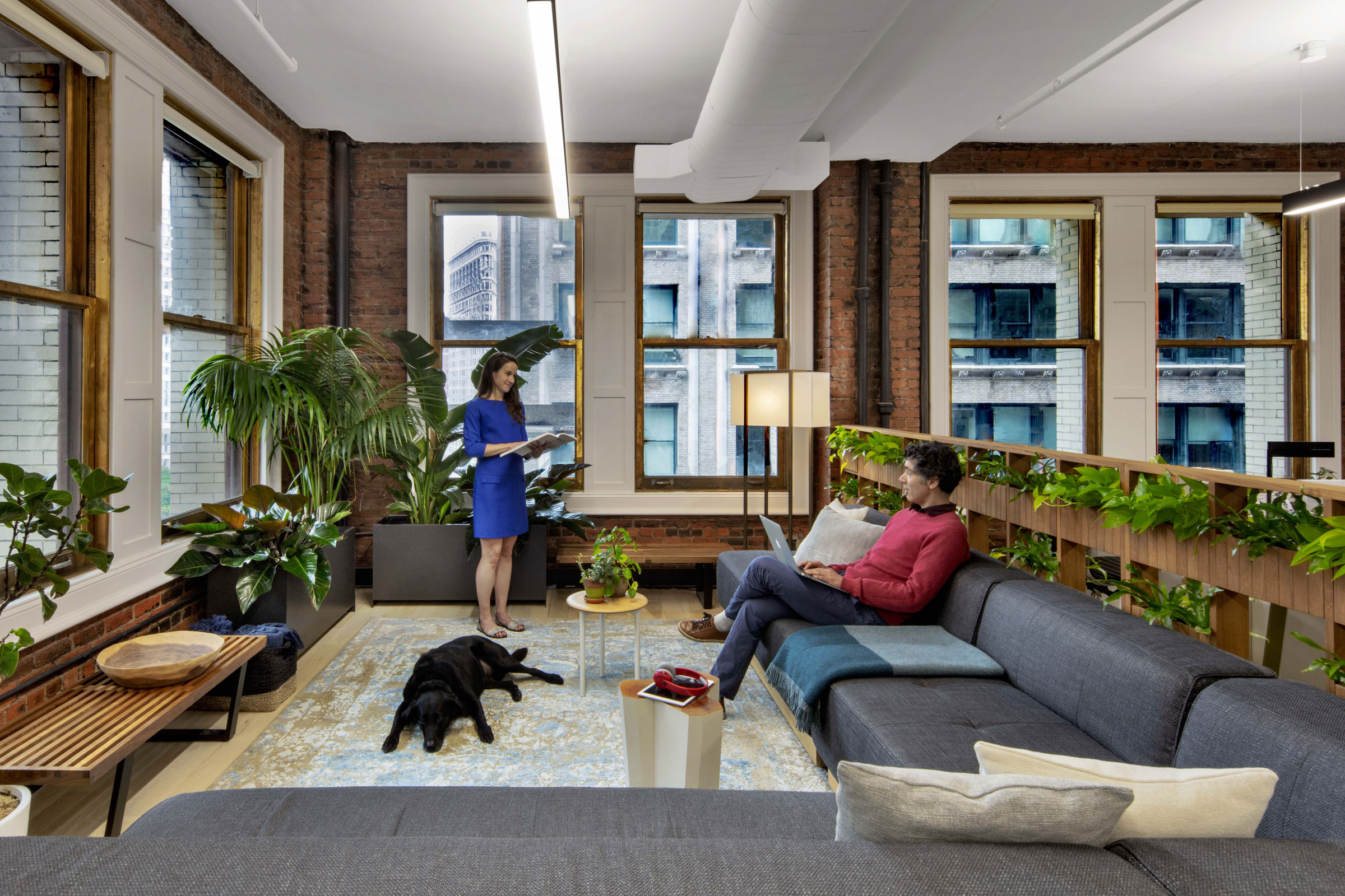 Inside the Biggest Challenges of Healthy Office Design