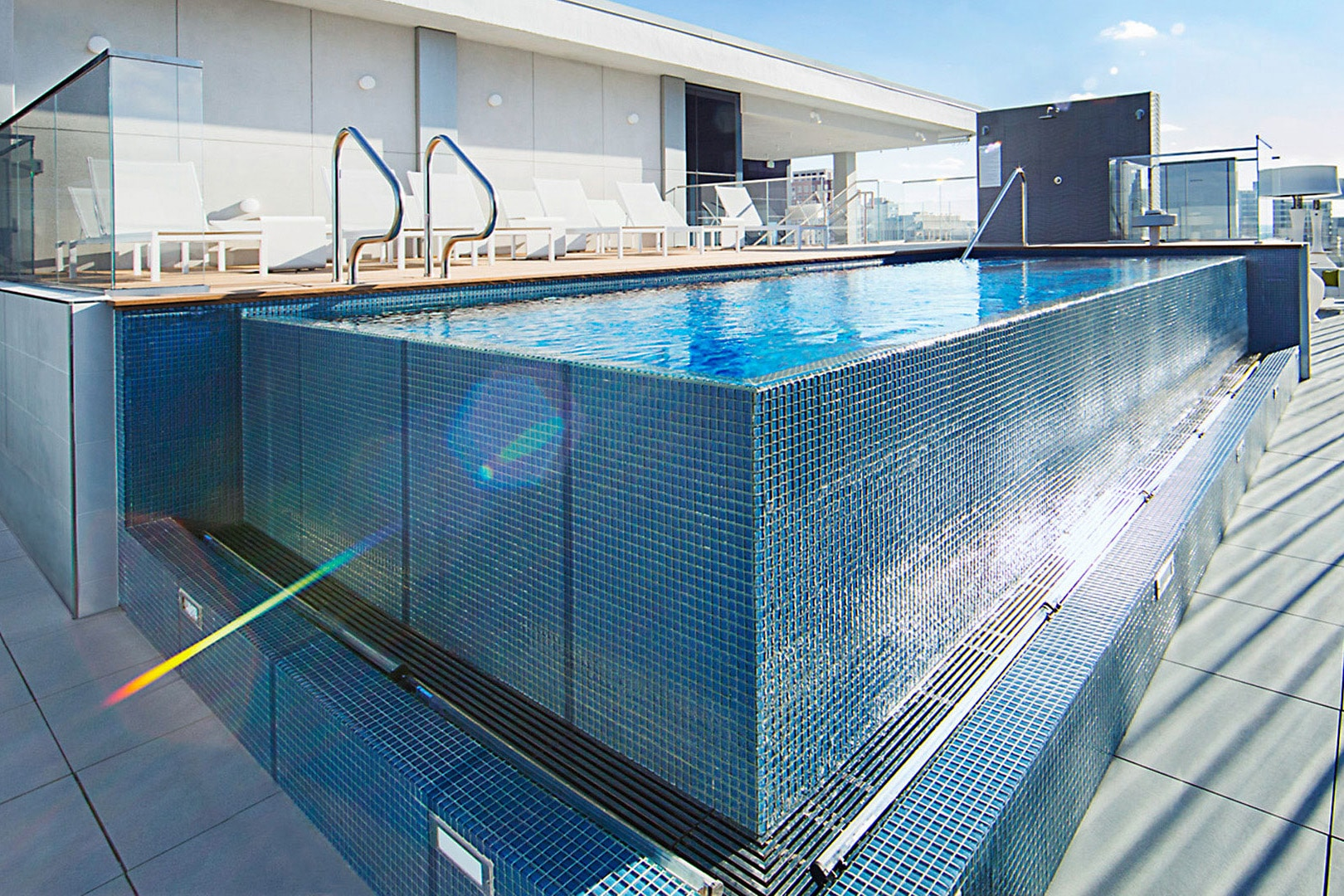 stainless steel pools bradford products gbd magazine gbdpro