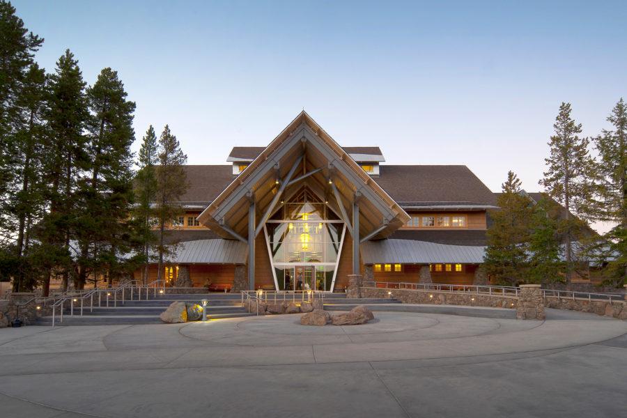 old faithful visitor center sustainable design natural environments cushing terrell gbd magazine 06