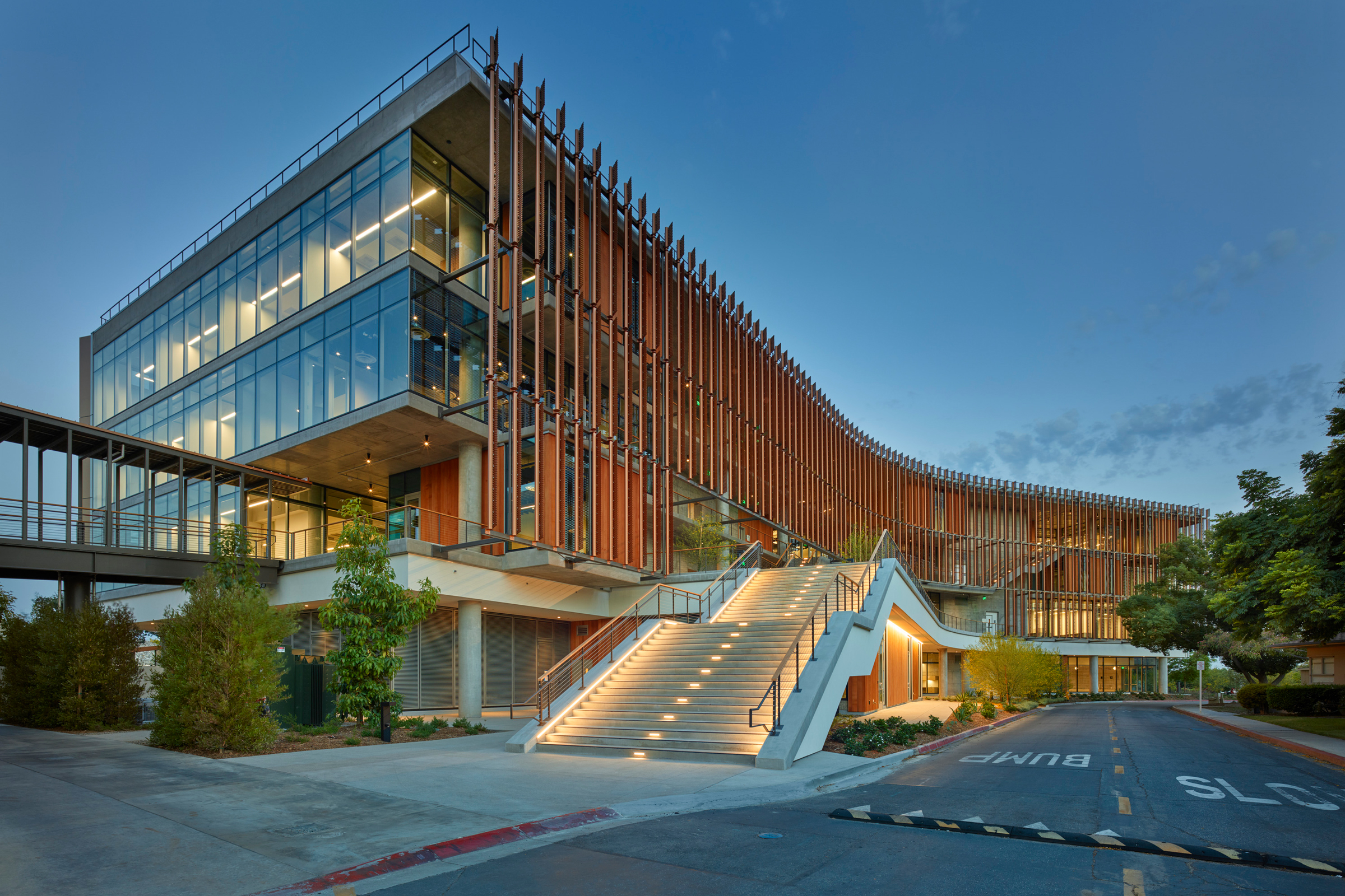 Walter P Moore Designs LEED Gold V4 Office Building for City of Hope