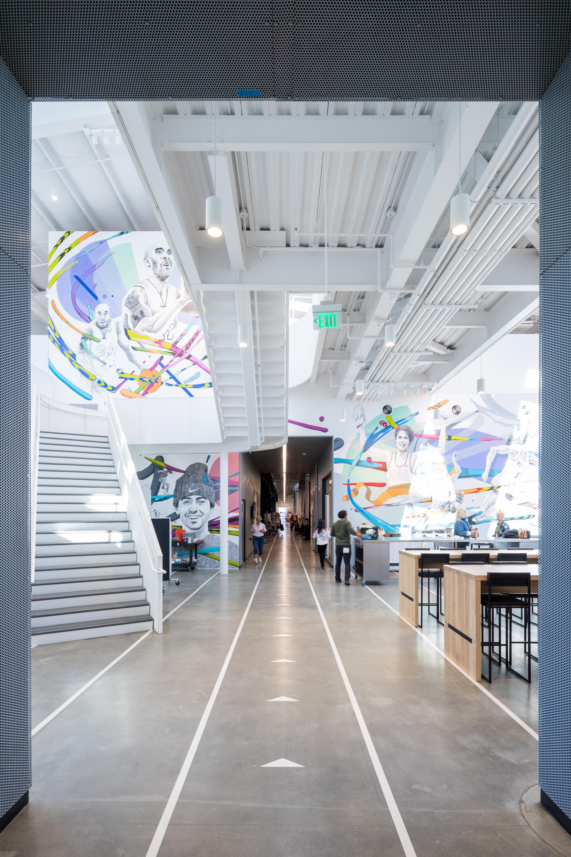Nike Icon Studios LA